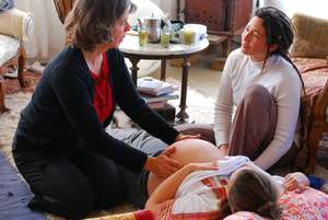 Ensure a Safe Birth for Mothers in the West Bank