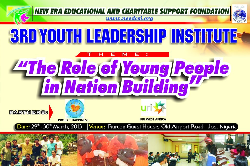 3rd Annual Youth Leadership Institute