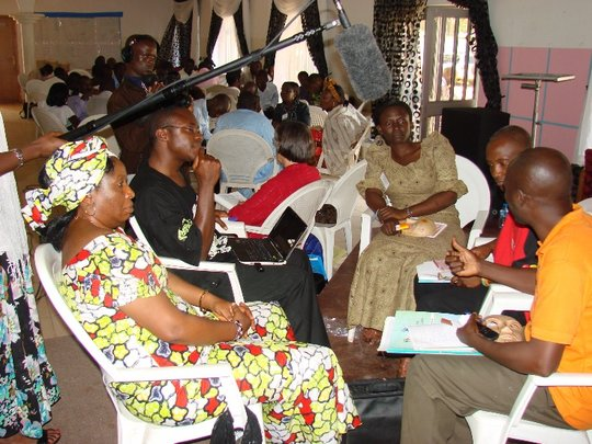 Building Youth Capacity for Peace in Nigeria