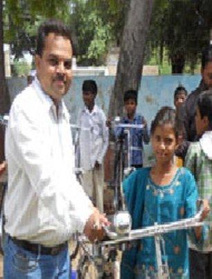 Bicycle Distribution Programme