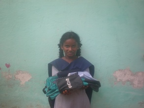 Ms.Nandini is a beneficiary child