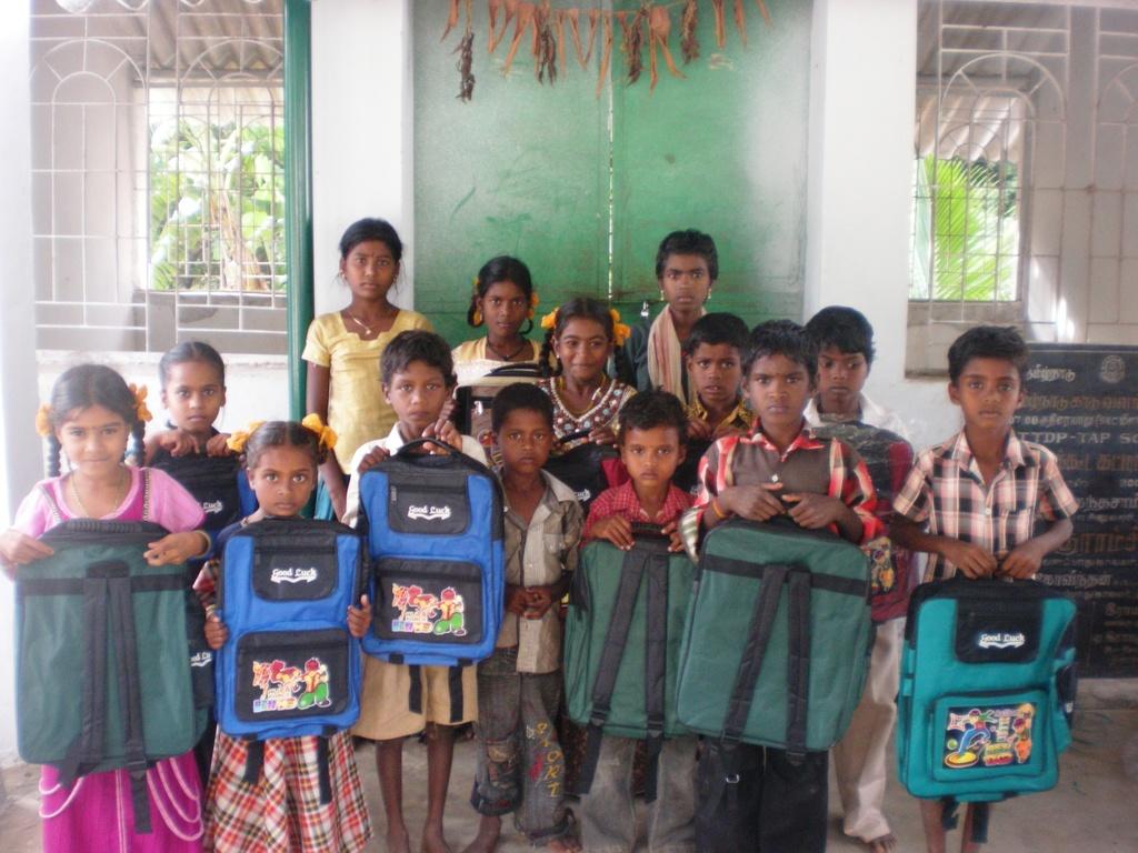 Benefited Children