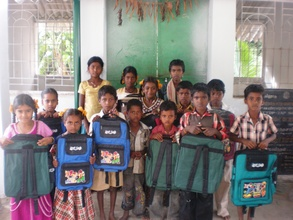 Benefited Children