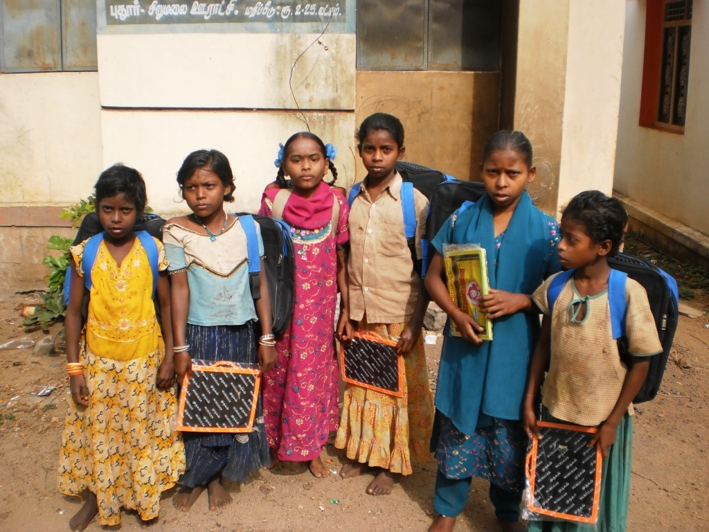 a group beneficiaries children