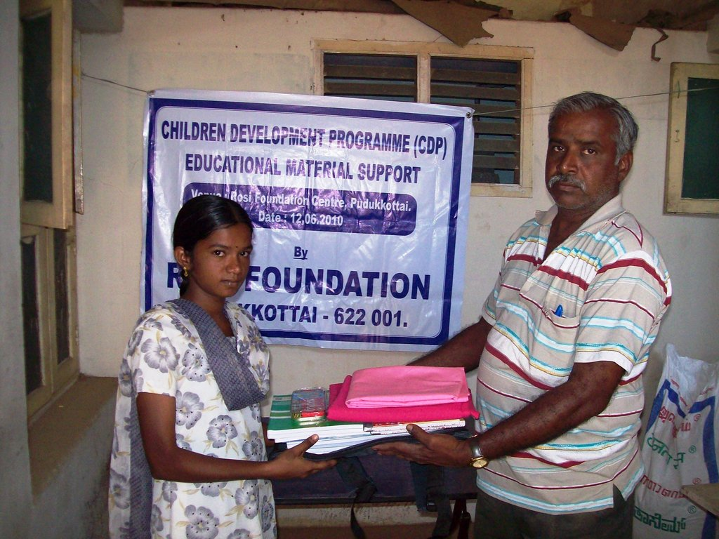 360 Widow's Children Need Educational Materials