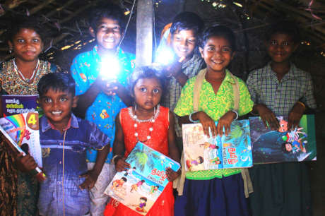 300 Widows Children Need Educational Materials