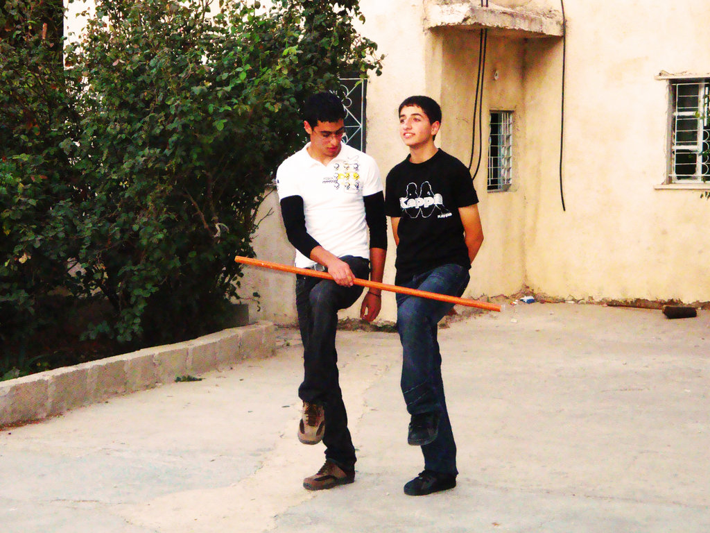 Education and Fun for Palestinian Refugee Children