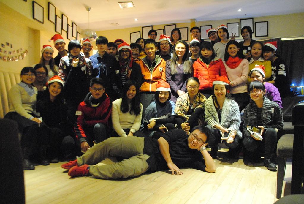 Dream 2014 Christmas Party - 5