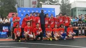NBA Cares Group Photo