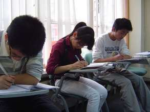 2010 - Students during class
