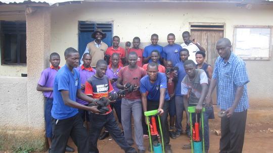Briquetting Team