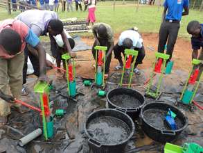 Fuel Briquette Production