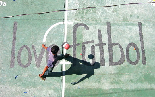 Empower Youth Through Soccer in Recife, Brazil