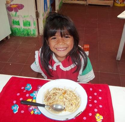 Nutrition program in Chaco / Pampa del Indio