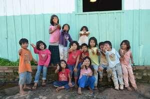 School in Misiones, El Soberbio