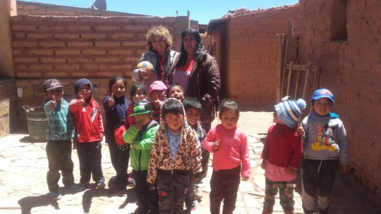 Children and Teachers