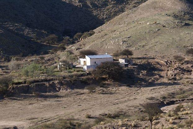 School 169 at Barranca Molle-Catamarca