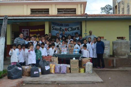 Nutrition in Salta School