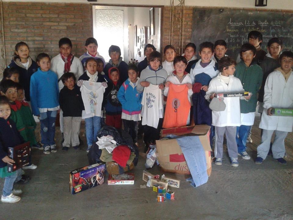Donations (Corrientes)
