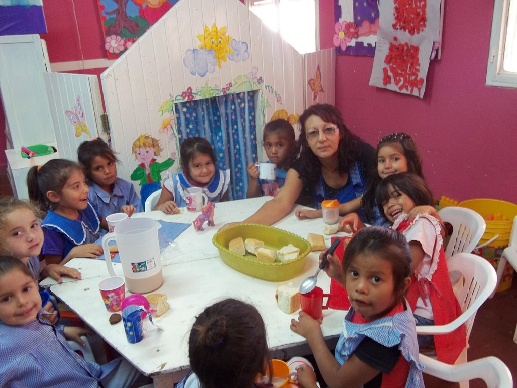 Breakfast for a child campaign - Chaco