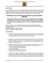Newsletter Spanish Version December 2011 (PDF)