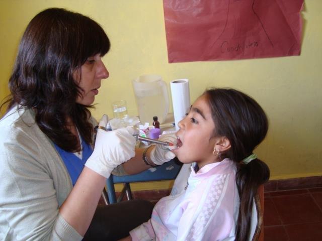 Pediatric Service in Catamarca