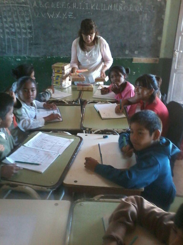 Rural School - Chaco