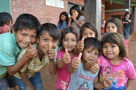 Children in Misiones