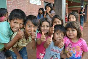 Children in Misiones