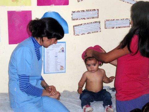 Pediatric Service in Derqui (Buenos Aires)