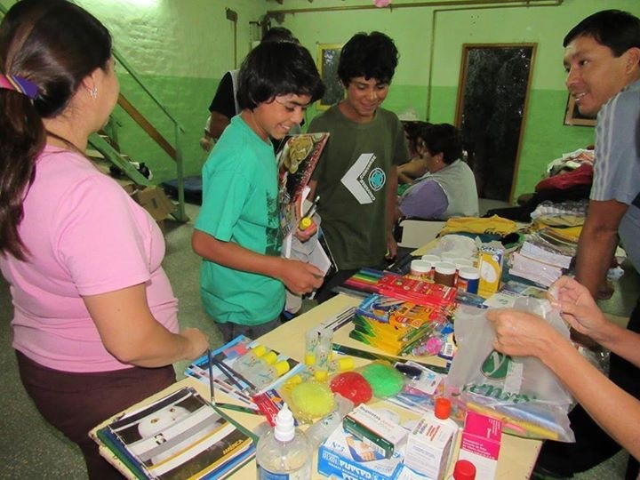 Donation School