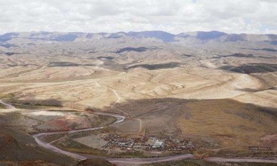 School 365 at Huancar-Jujuy