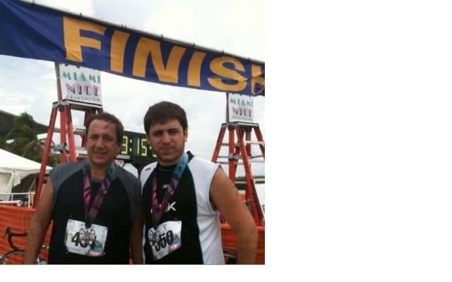 Jorge y Martin, Miami Aug 2011