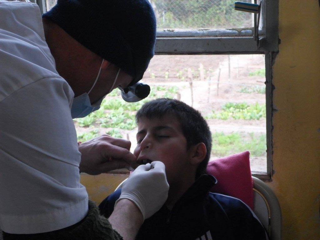 Dentist services in Jujuy