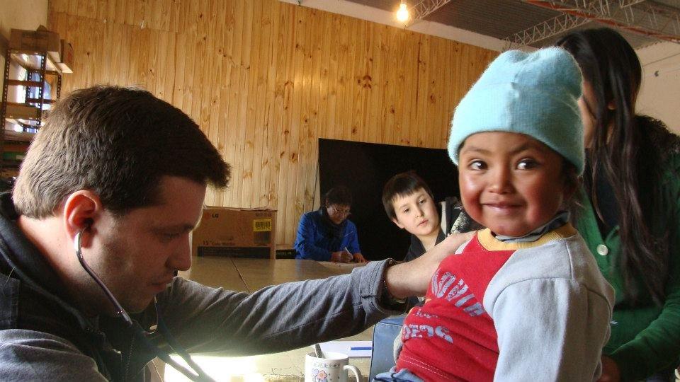 Pediatric Services in La Quiaca (Jujuy)