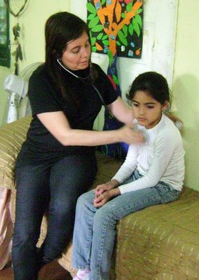 Pediatric Service in Las Talitas, Tucuman