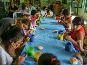 Alimentos para Las Talitas, Tucuman