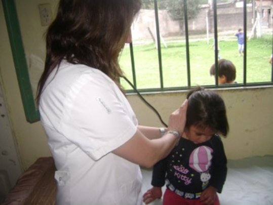 Pediatric Services in Las Talitas Tucuman