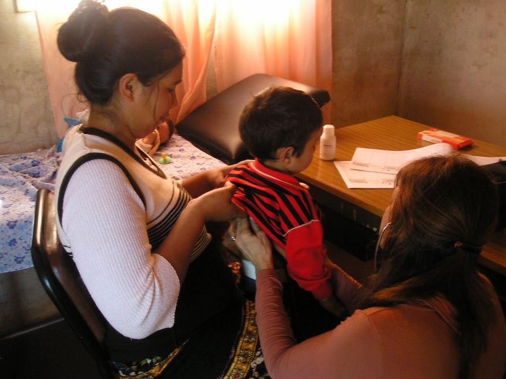 Pediatric Service at Misiones