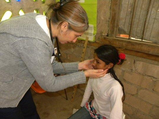 Pediatric Service in Santa Fe