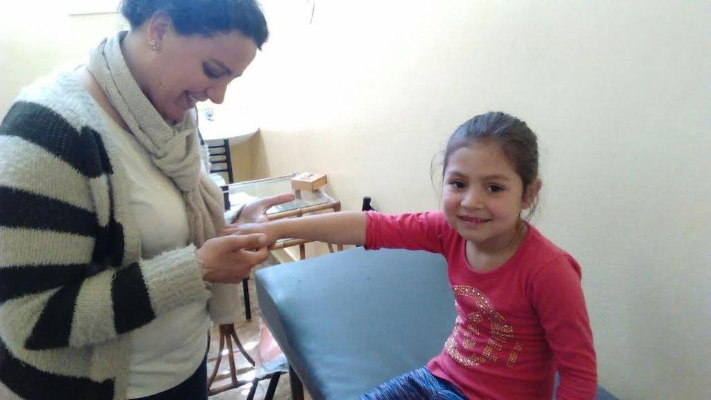 Dermatologic treatment during Pediatric Service