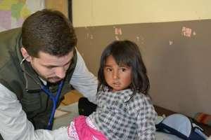 Servicios Pediatricos en las escuelas de Salta