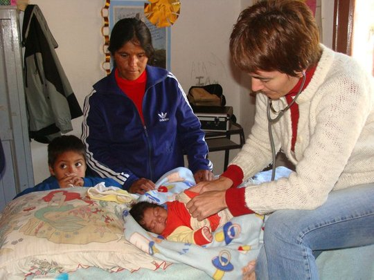 Visita Pediatria-Stgo del Estero-Asoc. Santa Clara