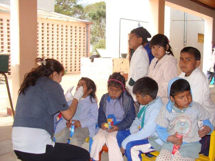 Revision Odontologica. Chaco. Asoc. Santa Clara