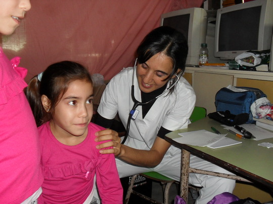 Pediatric and Dentist Service in Buenos Aires