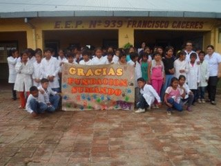 School in Chaco