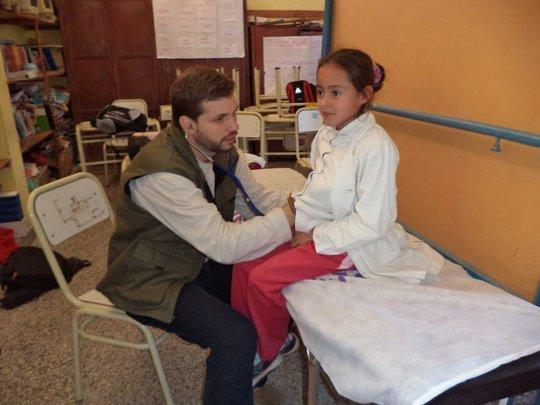 Pediatric Service (Salta)