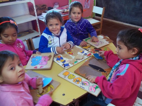 "Campaign: ""Breakfast for a Child"" in Chaco"