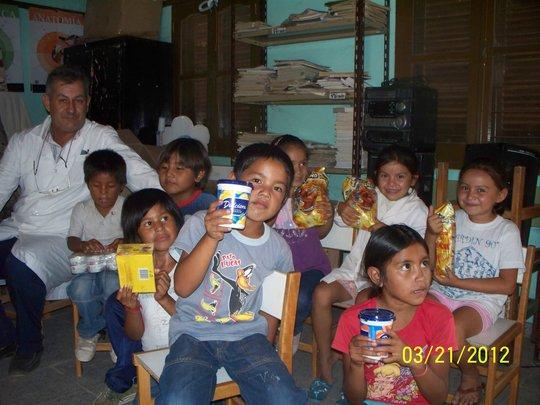 Breakfast in Chaco