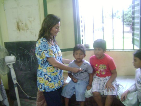 Pediatric Service at Tucuman